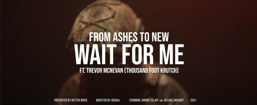 From Ashes to New: Music with a Purpose